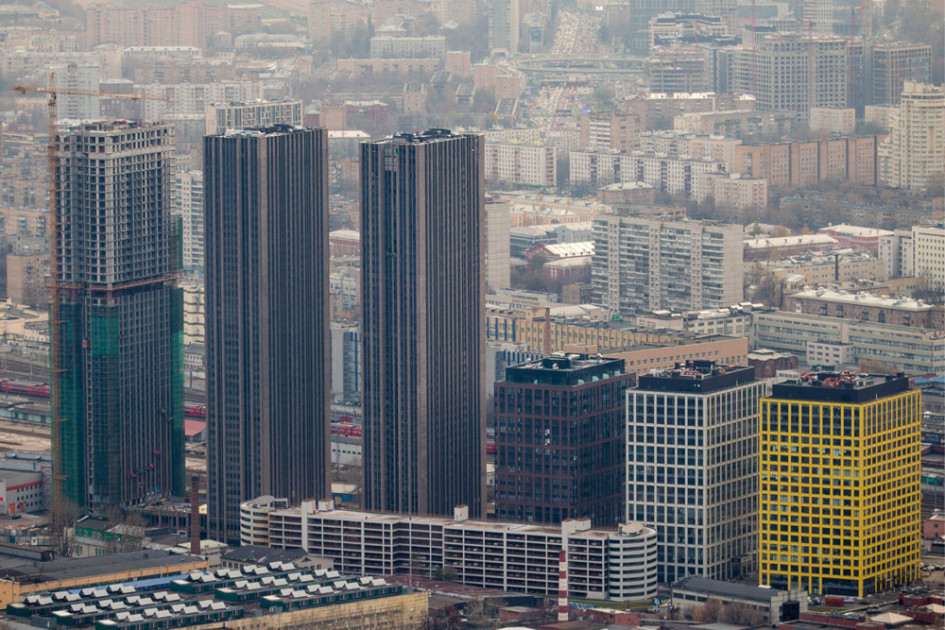 Многофункциональный комплекс «Савеловский Сити»