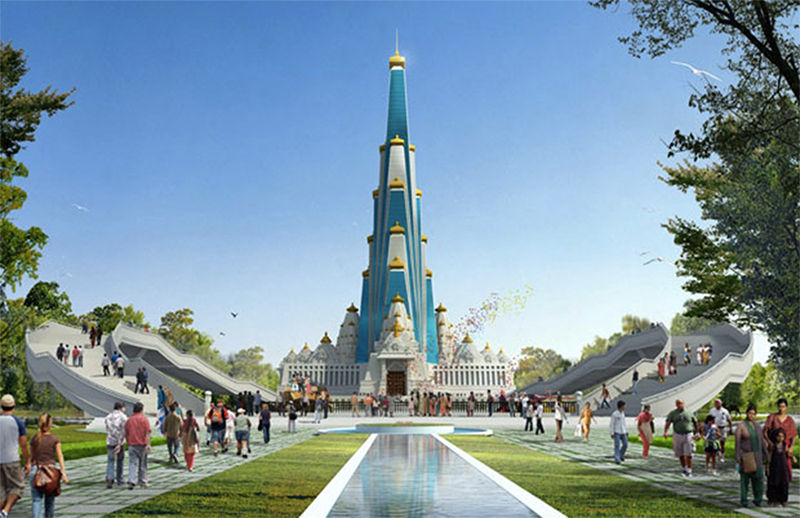 Дизайн проекта разработала индийская архитектурная студия InGenious Studio