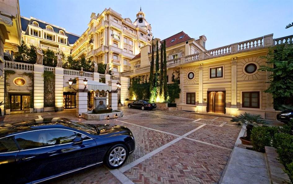 Отель Metropol (Монте-Карло)