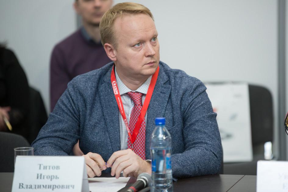 Игорь Титов,исполнительный директор ассоциации «ВелоВоронеж»
