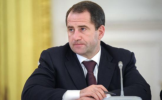 Полпред президента РФ вПФО Михаил Бабич