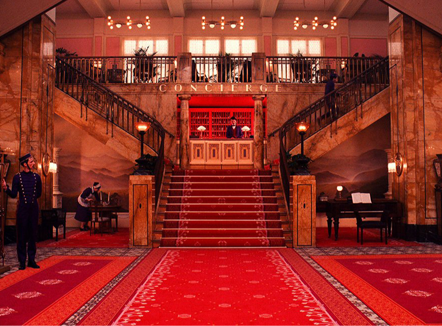 «Отель «Гранд Будапешт»