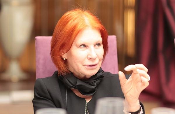 Татьяна Котегова, основатель модного дома Tanya Kotegova