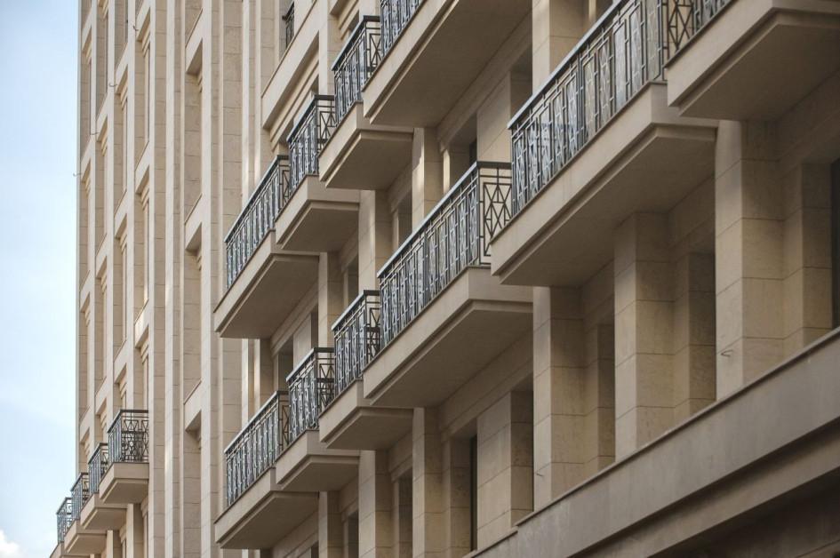 Комплекс апартаментов «Софийский»