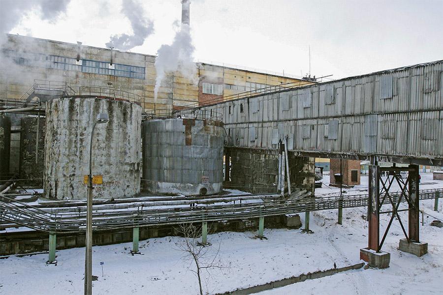 Байкальский целлюлозно-бумажный комбинат. 2010 год