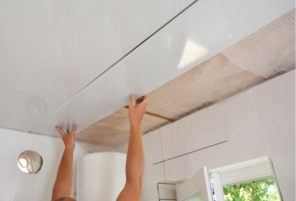 Натяжные потолки испортят интерьер загородной недвижимости