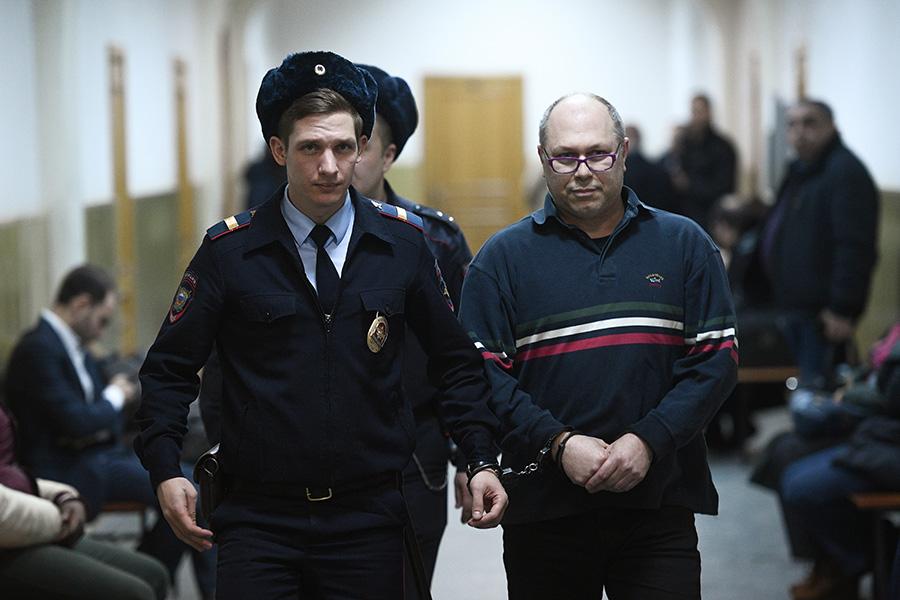 Владимир Спиридонов. 17 февраля 2017 года