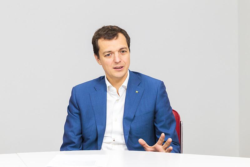 Глава департамента глобальных рынков Sberbank CIB Андрей Шеметов