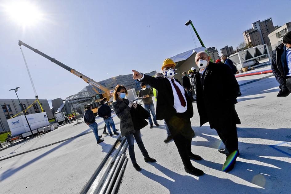 Фото: CIRO FUSCO/EPA/ТАСС