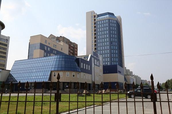 ЗданиеСибирского научно-аналитического центра в Тюмени