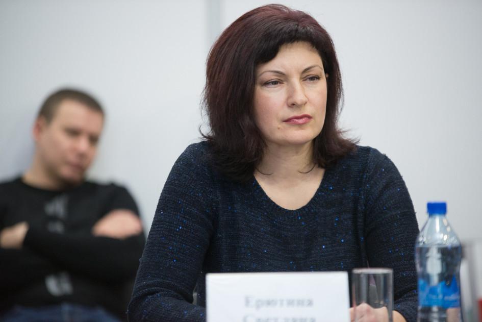 Светлана Ерютина, руководитель ландшафтного направления «Гипрокоммундортранс»