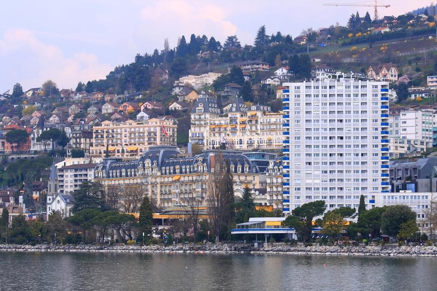 Виллами в Монтре (Швейцария) владеют многие мировые знаменитости: от промышленных магнатов до звезд спорта