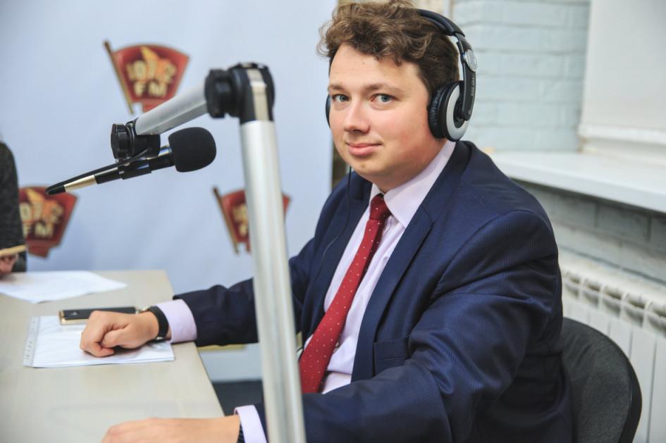 Фото: Александр Шендерюк-Жидков. (Фото: Егор Сачко)