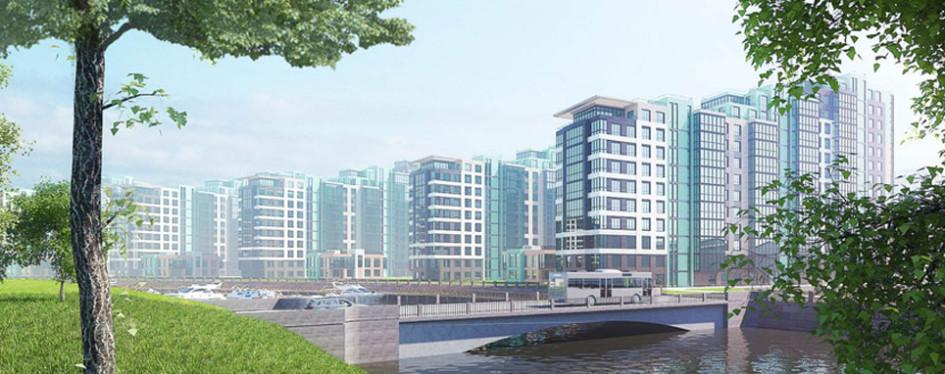 Проект предусматривает строительство первого в Санкт-Петербурге многоквартирного жилого дома с нулевым энергопотреблением