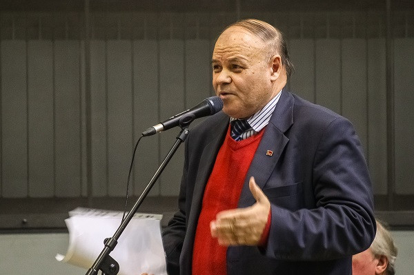 Лидер тюменского отделения РКРП Александр Черепанов призвал депутатов «подумать о народе»