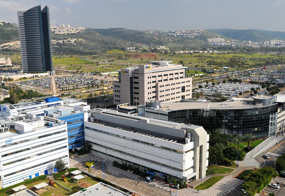Офисы технологических компаний в Хайфе, Израиль