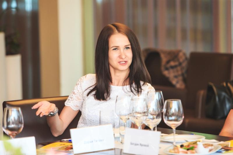 Дарья Титова, совладелица модного дома Pudra, магазина женской одежды Estee.