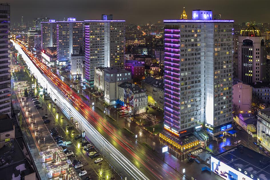 Район Москвы Арбат