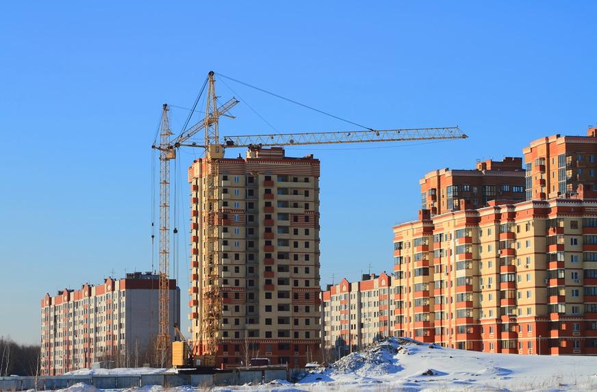 1,8 млн руб. хватит, чтобы купить новостройку в столице. Правда, она находится в 35 км от МКАД
