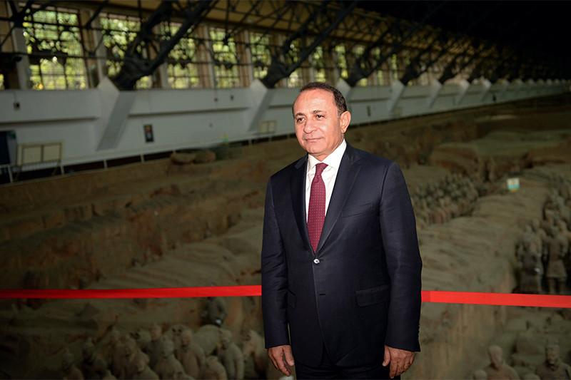 Освобожденный отдолжности премьер-министр Армении Овик Абрамян