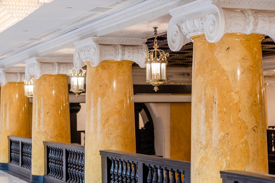 Интерьеры Банкирского дома Вавельберга