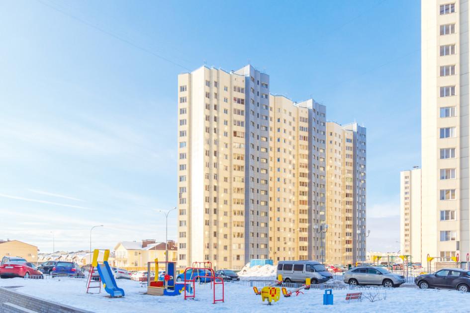 Микрорайон в Нижнем Новгороде
