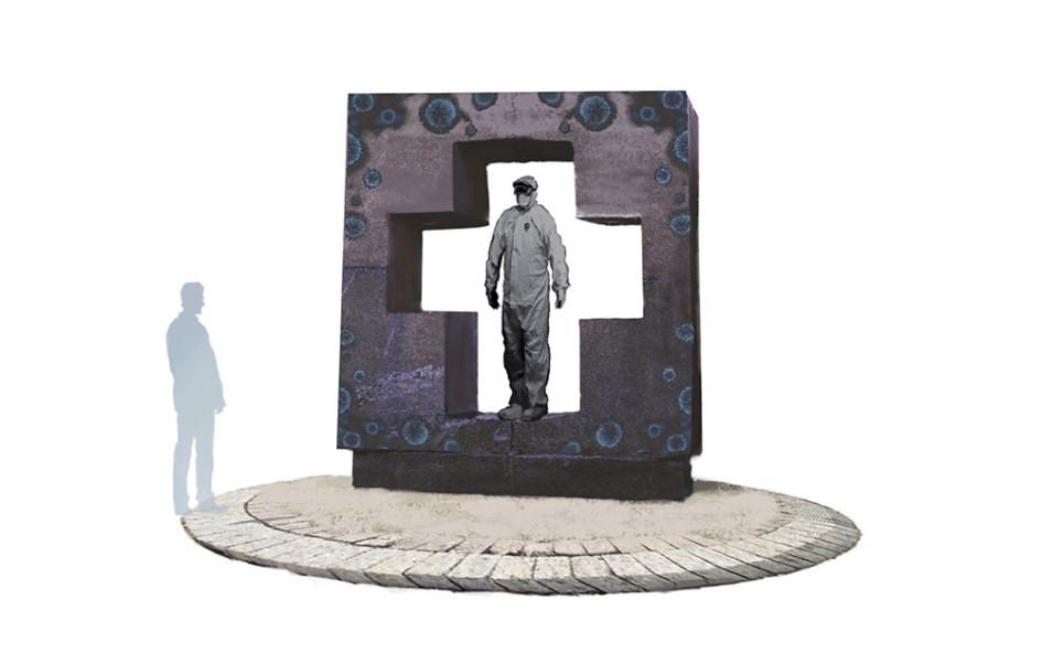 Возможный вариант памятника