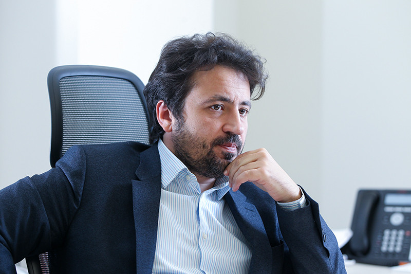 Бренд «Связной» основатель торговой сети Максим Ноготков придумал сам
