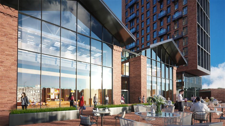 На помещения большой площади сложнее найти арендаторов, однако арендная ставка в них может быть «вкуснее»