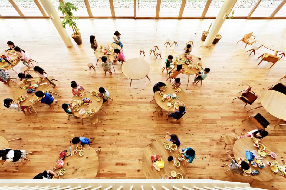 Детский сад, Япония