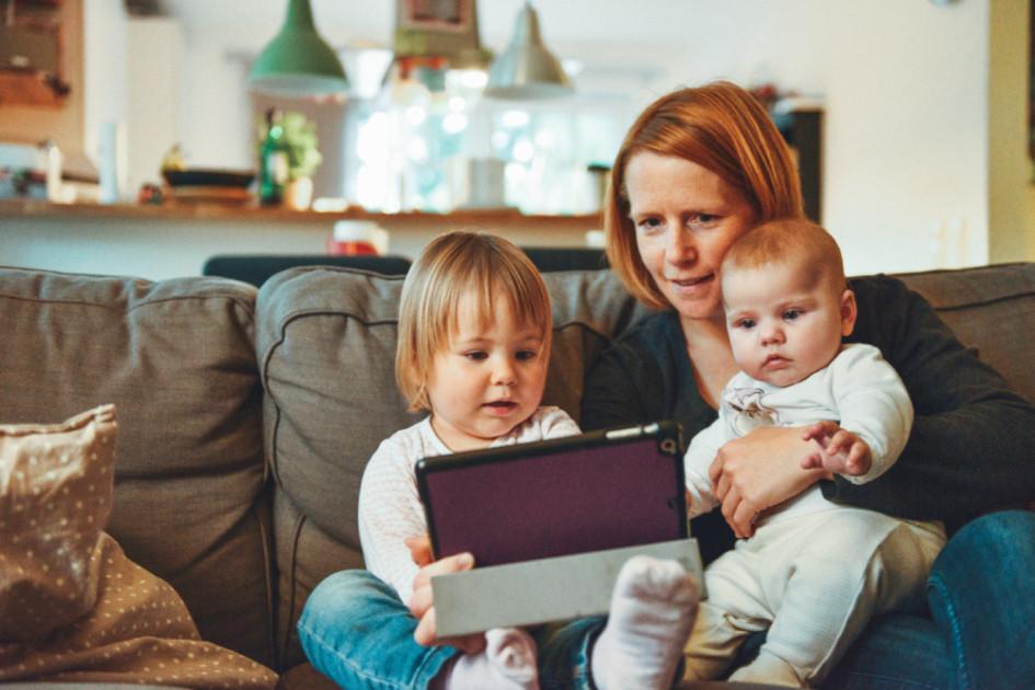 Многодетные семьи получают льготы 30-50%