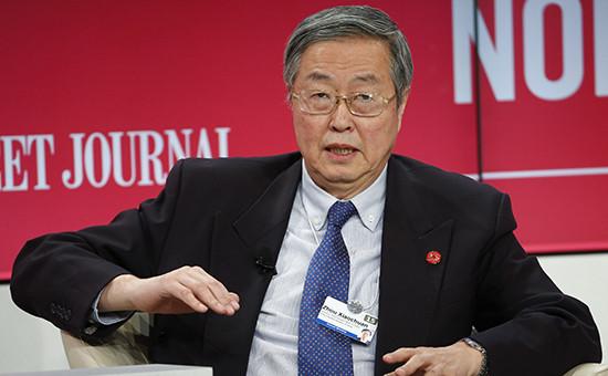 Глава Народного банка Китая Чжоу Сяочуань