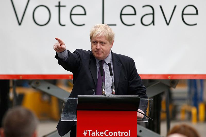 Соперничать сТерезой Мэй могбы бывший мэр Лондона Борис Джонсон—один изнаиболее популярных политиков встране, лидер евроскептиков средиконсерваторов. Даже букмекеры считали его фаворитом. Но послетогокакобучастии впредвыборной кампании объявил его соратник, министр юстиции Майкл Гоув, Джонсон снял свою кандидатуру.
