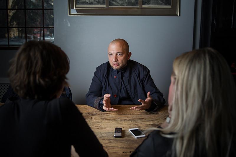 Бывший гендиректор ИД«Коммерсантъ» Демьян Кудрявцев