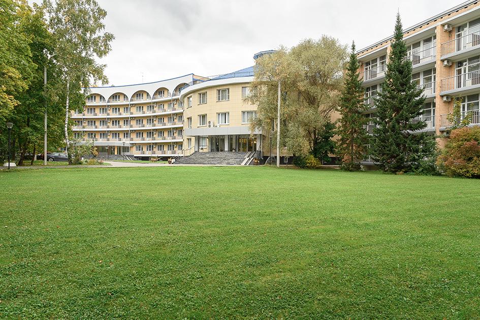 Парк-отель «Воздвиженское»