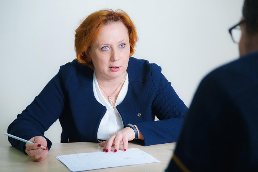 Галина Морозова