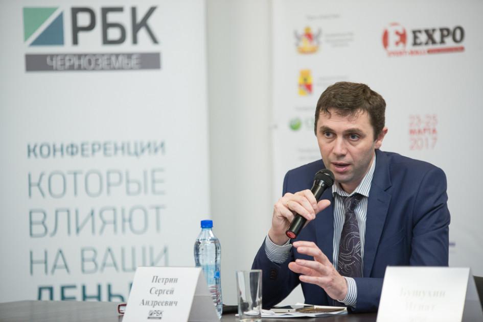 Сергей Петрин,и.о. руководителя управления жилищно-коммунального хозяйства мэрии Воронежа
