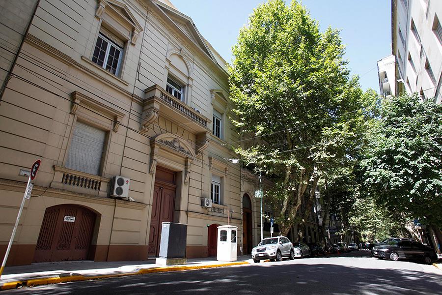 Зданиепосольстве России в Буэнос-Айресе