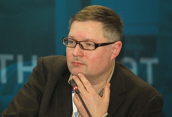 Федор Гаврилов, руководитель архитектурно-градостроительного форсайта РБК Петербург