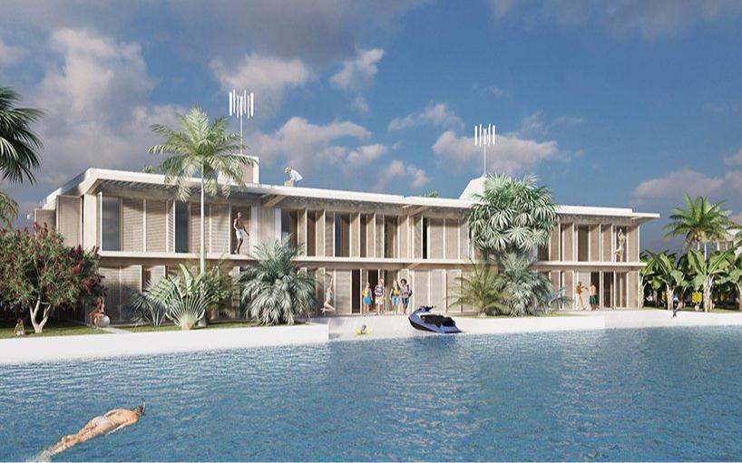 Модульное жилье в Кирибати
