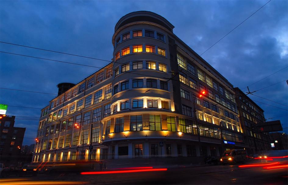 Судьба здания: из конструкторского бюро — в бизнес-центр