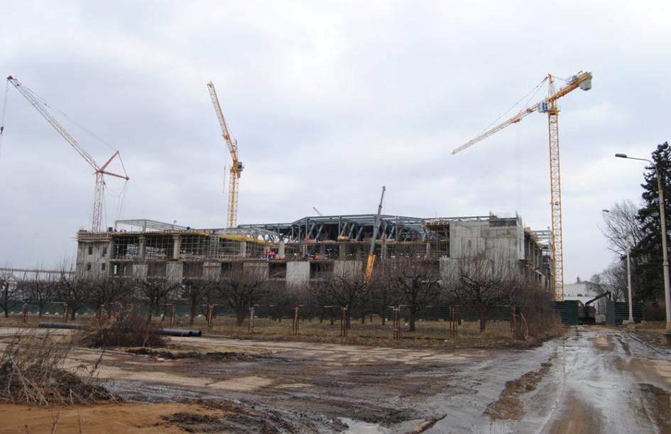 Здесь будет построен крупнейший в Европе океанариум