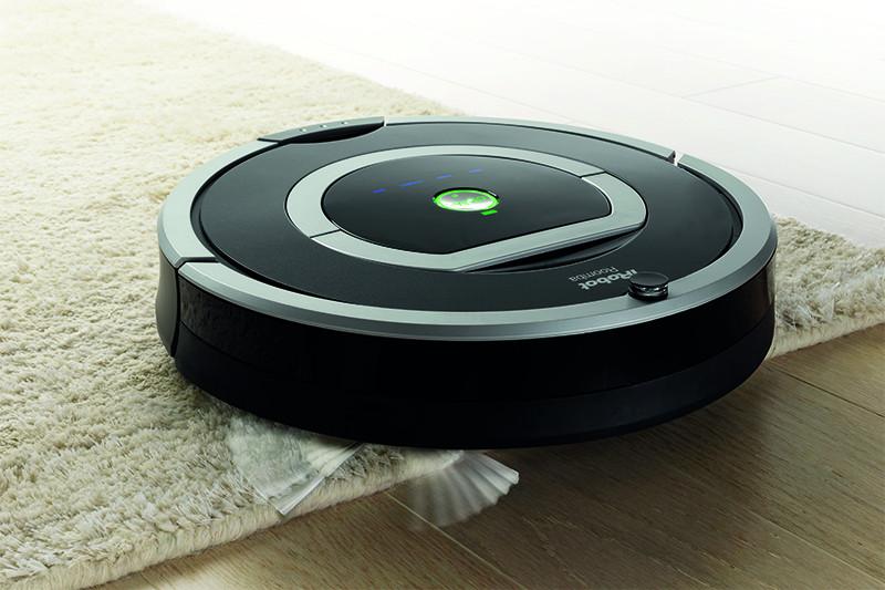 Первая публичная робототехническая компания iRobot производит пылесосы. Объем продаж в 2013 году – $0,5 млрд