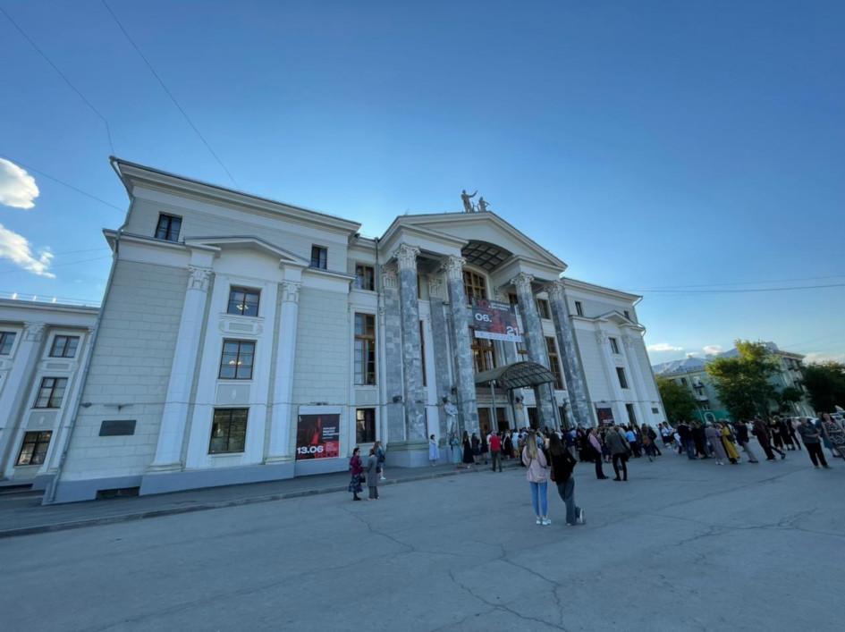 Фотогалерея: открытие Дягилевского фестиваля