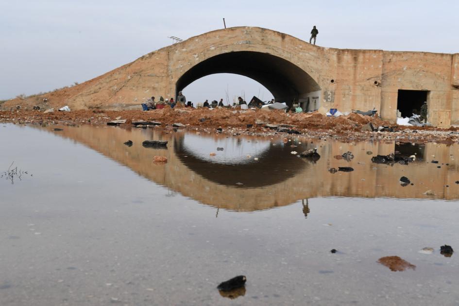 Фото: SANA/Handout via REUTERS