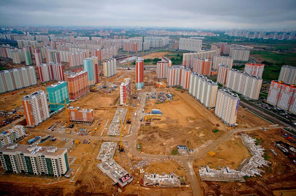 Риелторы называют Некрасовку крупнейшим районом застройки вМоскве