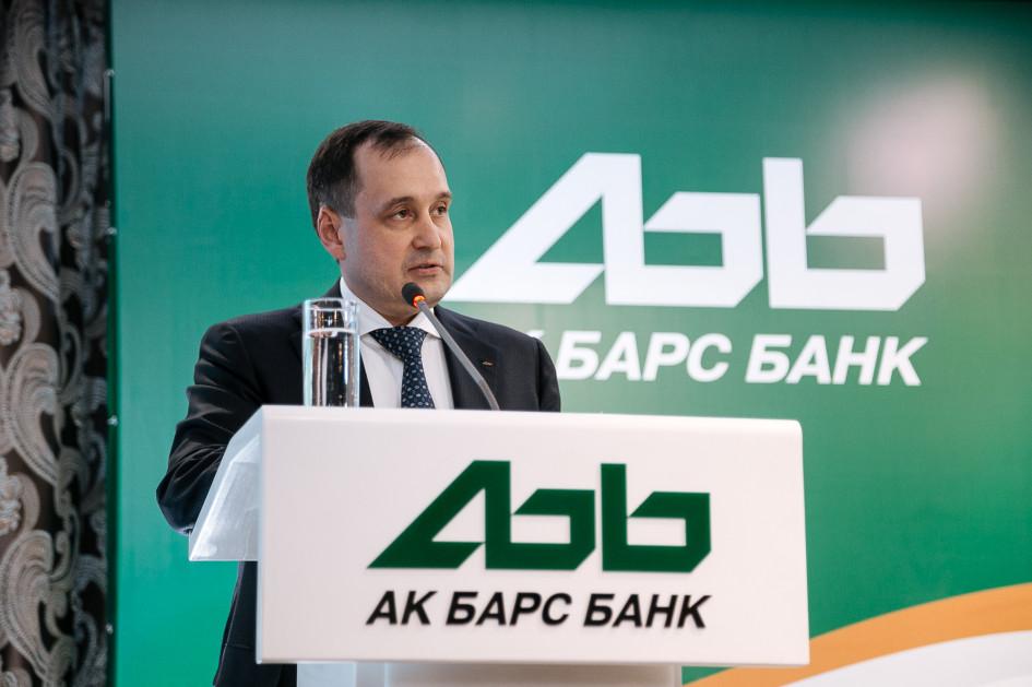 Председатель Правления «Ак Барс» банка Зуфар Гараев