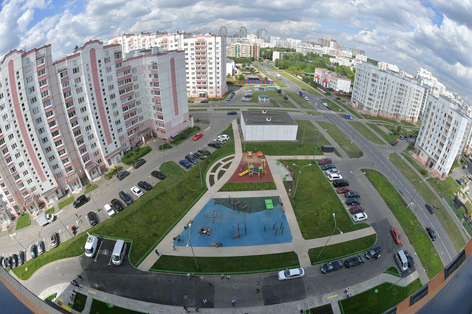 Район Москвы Южное Бутово