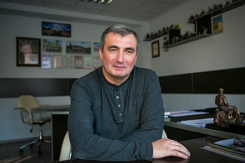 Бывший вице-премьер правительства Подмосковья Дмитрий Большаков