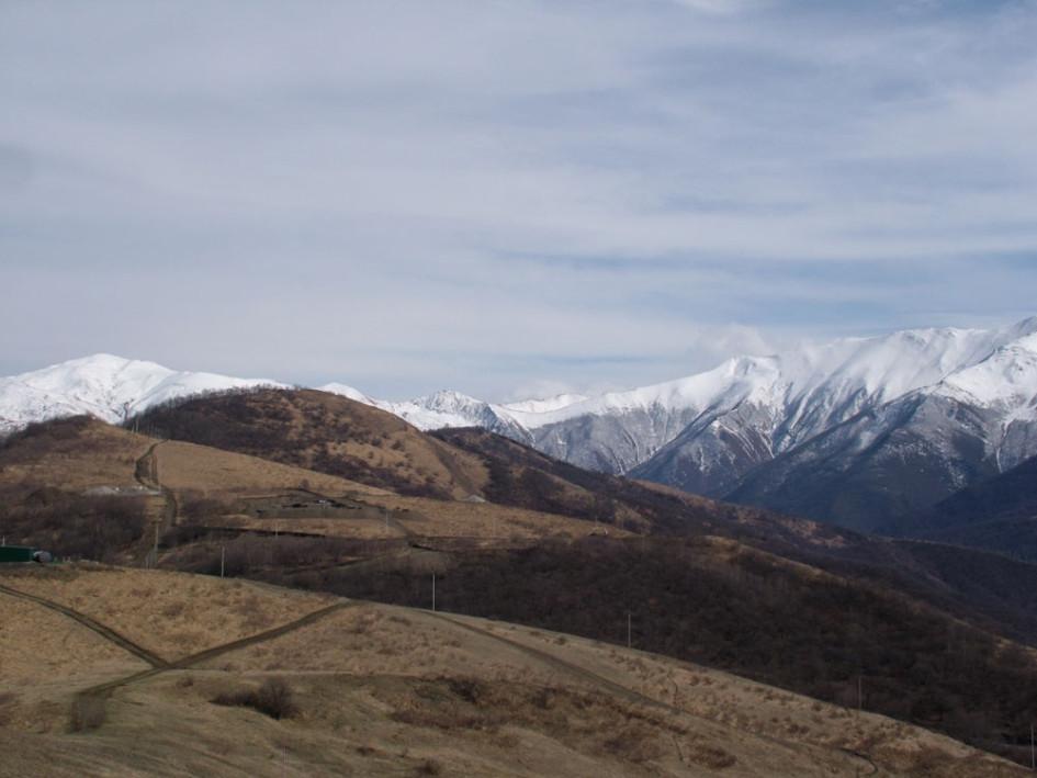 Хребет Данедук